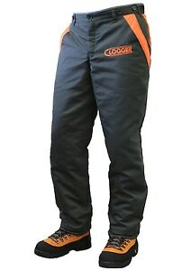 CLOGGER DEFENDER Chainsaw Trousers Arborist Safety Pants | AUTHORISED DEALER