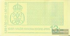 Suède 935D carnet de timbres (complète edition) neuf avec gomme originale 1976 K
