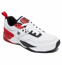 Tg 38 - Scarpe Donna DC Shoes E.Tribeka SE White Red Bianco Sneakers Schuhe 2019