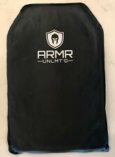 Bulletproof Backpack Insert Panel Shield Lightweight Body Armor Level IIIA 10X16