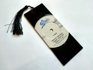 """George Michael, I want your sex, 7"""" Vinyl Record Bookmark gift"""
