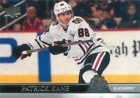 Patrick Kane 2020-21 Upper Deck Series 2 Hockey Card #293 Chicago Blackhawks NHL