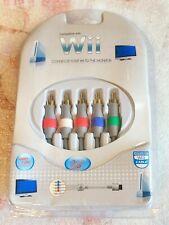 Câble AV component RGB HDTV NEUF Nintendo WII WII U