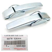 REAR BODY TAIL GATE 66170-0K020 661700K020 Genuine Toyota LATCH ASSY