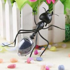Abs Mini Novelty Cute Ant Insect Kids Educational Toy Magic Solar Powered Toy
