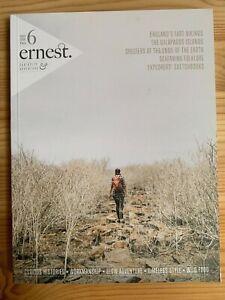 Ernest Journal - Issue 6 Curiosity & adventure