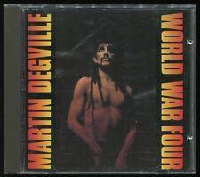 Martin Degville - World War Four CD 1991 RRCD138 Sigue Sigue Sputnik, Mick Rossi