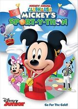 Mickey Mouse Clubhouse: Mickey's Sport-Y-Thon [New DVD] Dolby, Dubbed, Subtitl