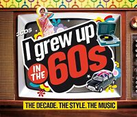 I Grew Up in the 60's 1960s Music 3 CD set Monkees LULU Cilla Black Troggs More