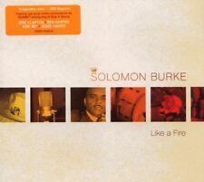 Solomon Burke - Like A Fire [CD]