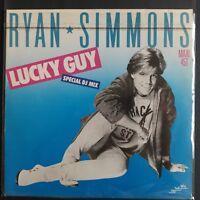 "Ryan Simmons – Lucky Guy (Vinyl 12"", Maxi 45 Tours)"