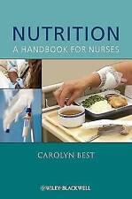 Nutrition: A Handbook for Nurses (Wiley Series in Nursing)-ExLibrary