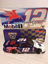 Jeremy Mayfield #12 Mobil 1/1st Cup Win/Pocono 1998 NASCAR Action 1:24 Diecast
