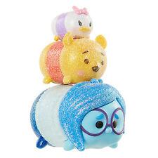 Sadness/Winnie The Pooh/Daisy TSPARKLE - 3 Pack Disney Tsum Tsum Series 6