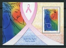 Grenada 2007 MNH Breast Cancer Research 1v S/S Medical Health Stamps