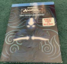 Avatar: The Last Airbender - The Complete Series 9-Disc Blu-Ray Box Set | NEW