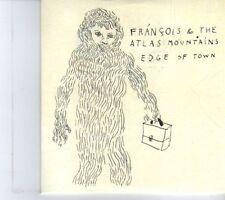 (DR633) Francois & The Atlas Mountains, Edge Of Town - 2012 DJ CD