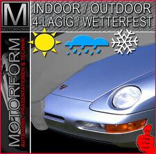 PORSCHE 968 968CS CS Cabrio Ganzgarage Auto Car-Cover Spiegeltaschen WETTERFEST