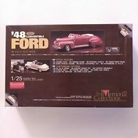 Union Memorial Collections '48 1948 Ford Convertible 1/25 Kit MC09-1500 NIB