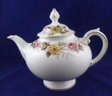 Vintage Coalport Rosalinda Teapot Made in England Mint Condition