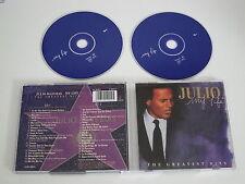 JULIO IGLESIAS/MY LIFE/THE GREATEST HITS(COLUMBIA 491090 2) CD ÁLBUM