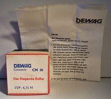 """08 026 DDR DEWAG Colorserie """"Der fliegende Koffer (CM 30)"""""""
