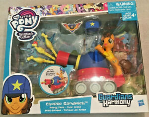 My Little Pony Friendship Is Magic Guardians Of Harmony Cheese Sandwich MLP