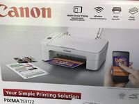 New Canon TS3122/3120  Printer-Mobile Wireless print-discount sale-NEW