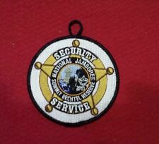 2013 Security Services Patch National Jamboree (2019)
