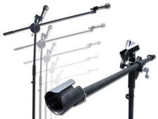 Microphone Trépied Pied de Micro + Attache articulé retirable Noir