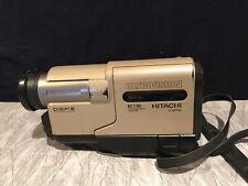 Hitachi Vm-H710A Camcorder Hi8 8mm Video 8 For Parts. As-Is.