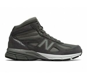 New Balance Men's 990 Mid Boots NEW AUTHENTIC Grey MO990GR4