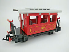 Playmobil 4017 Passenger Coach Body , personenwagen, waggon, wagon