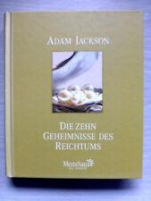 Die zehn Geheimnisse des Reichtums - Adam Jackson - gebundene Ausgabe