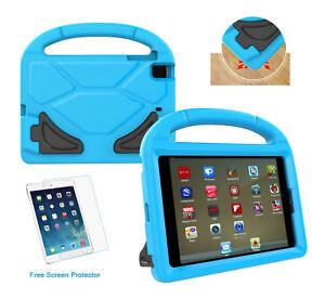 Kids Case for iPad Mini 1 2 3 4 5 Butterfly EVA Shockproof Handle Foam Case