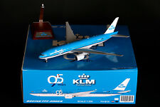 "KLM B777-200ER Reg: PH-BQB ""95th"" JC Wings 1:200 Diecast  XX2346 LAST THREE!!!!"