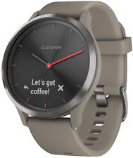 Garmin Smart Watch Vivomove Hr Sport Black/Sandstone 010-01850-03