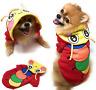 Pet Dog Fleece Harness Vest Shirt Puppy Warm Hoodie Sweater Coat Jacket Apparel