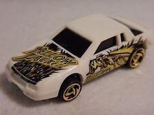 Hot Wheels Chevy Stocker Yellow Jacket Vintage 1988 Thailand Loose