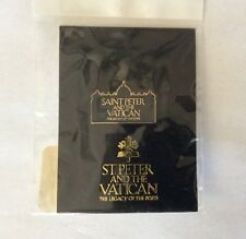 Saint Peter & the Vatican The  Legacy of the Popes Souvenir Pin