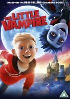 Nuovo The Little Vampiro DVD (SIG595)