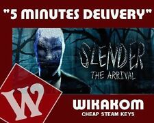 Slender: The Arrival PC & MAC *STEAM CD-KEY* *Fast Delivery!*