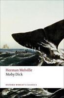 Moby Dick (Oxford Del Mundo Classics) por Herman Melville,Nuevo Libro , (