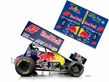 CD_DSC_052 #9 Joey Saldana 2011 Red Bull sprint car    1:43 Scale Decals
