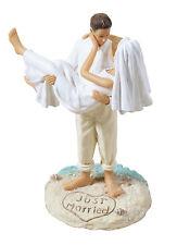 Beach Wedding Figurine-Caucasion
