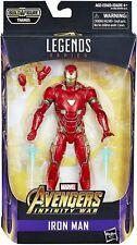 Marvel Legends Avengers Infinity War Iron Man Mark 50 Action Figure