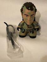 Titans Vinyl Ghostbusters Slimed Peter Venkman Figure (BROKEN)