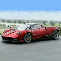 1:18 Scale Pagani Huayra Roadster Metal Diecast Car Model collection Decoration