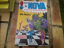 NOVA n° 64 de 1983 - SPIDER MAN - LES FANTASTIQUES - LA TORCHE - très bon état
