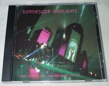 Synthesizer Highlights Compilation CD (1990, Austria) Koch Electronic